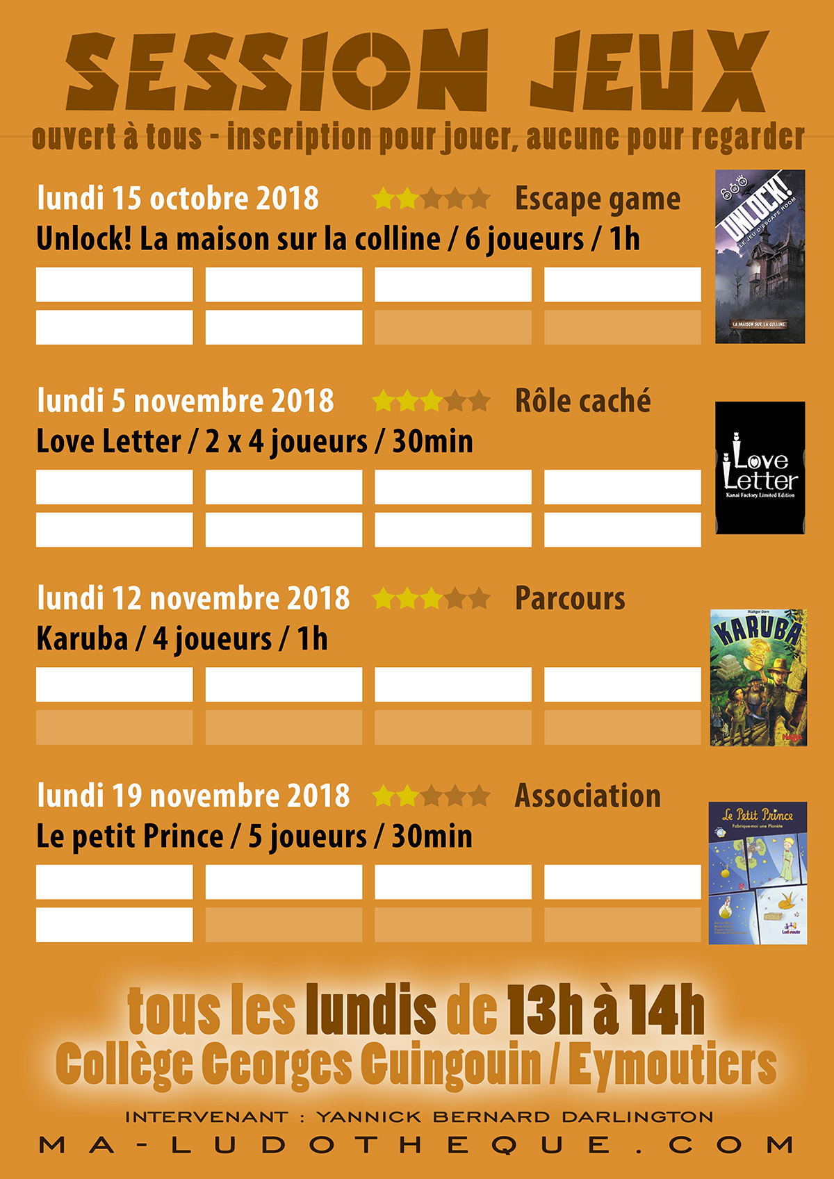 session jeux 2018 10