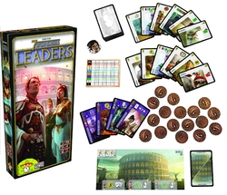 7 wonders Leaders Image 1