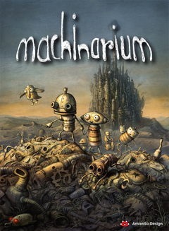 Machinarium Image 1